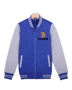 Bezateil blue jacket
